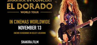 Shakira In Concert El Dorado World Tour