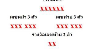 หวยออกงวด 16 ธันวาคม 2562 (16-12-62) หวยงวดล่าสุด ผลสลากกินแบ่งรัฐบาล
