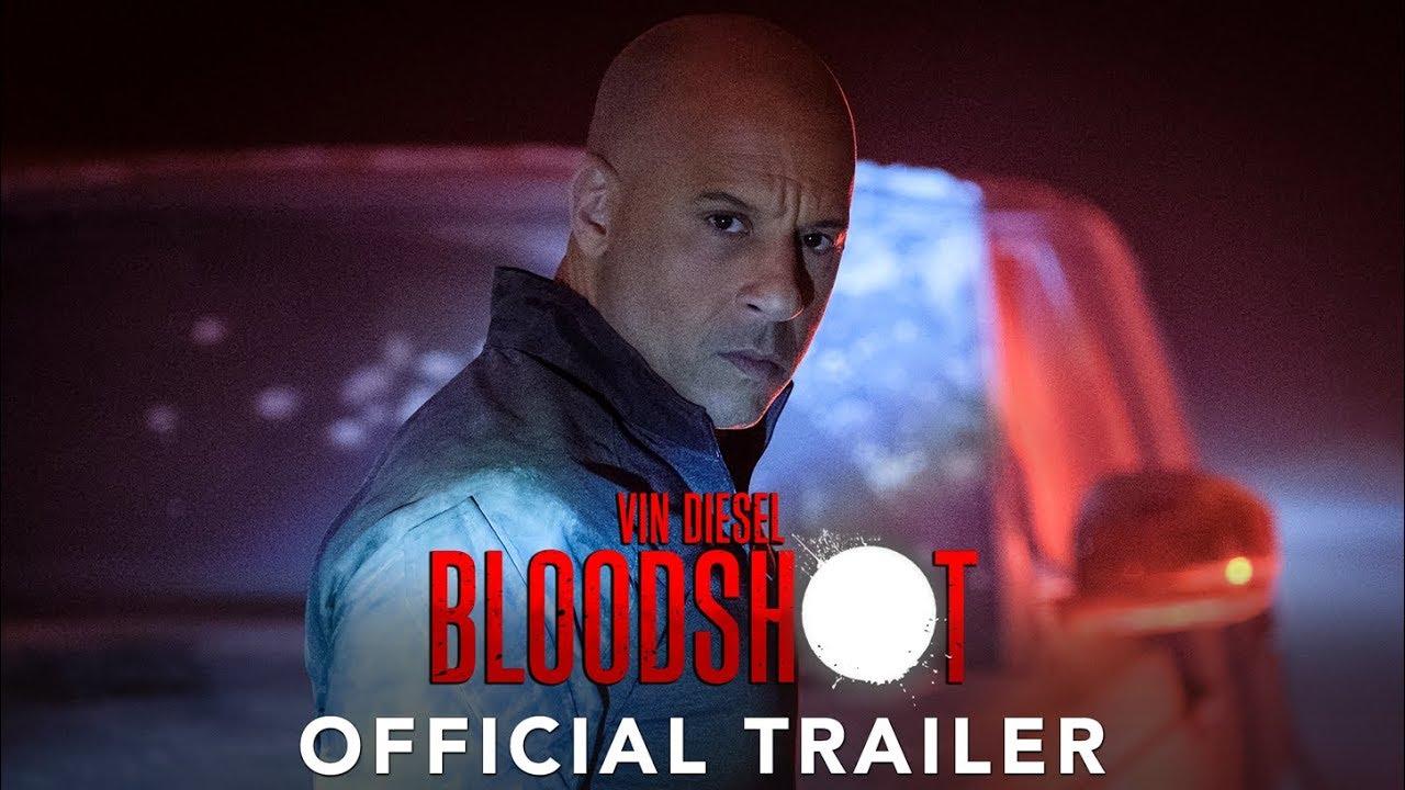 Bloodshot จักรกลเลือดดุ