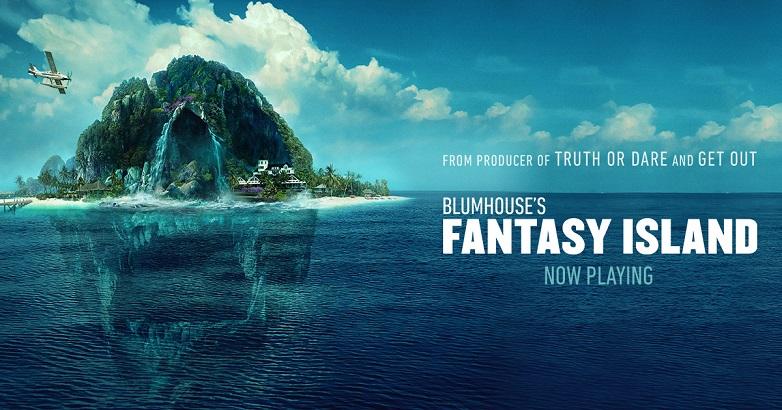 Fantasy Island เกาะสวรรค์ เกมนรก