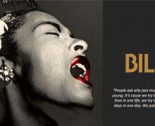 Billie บิลลี่ ฮอลิเดย์ แจ๊ส เปลี่ยน โลก