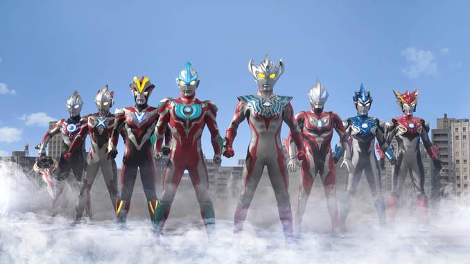 Ultraman Taiga The Movie New Generation Climax อุลตร้าแมนไทกะ