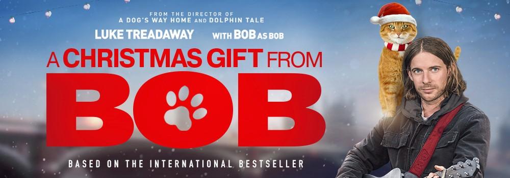 A Gift from Bob ของขวัญจากบ๊อบ