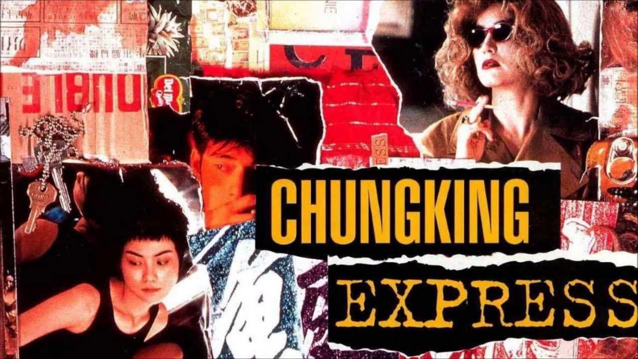 Chungking Express ผู้หญิงผมทอง ฟัดหัวใจให้โลกตะลึง