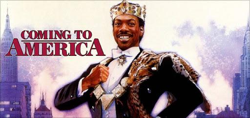 Coming 2 America กลับมาอเมริกาน่าจะดี