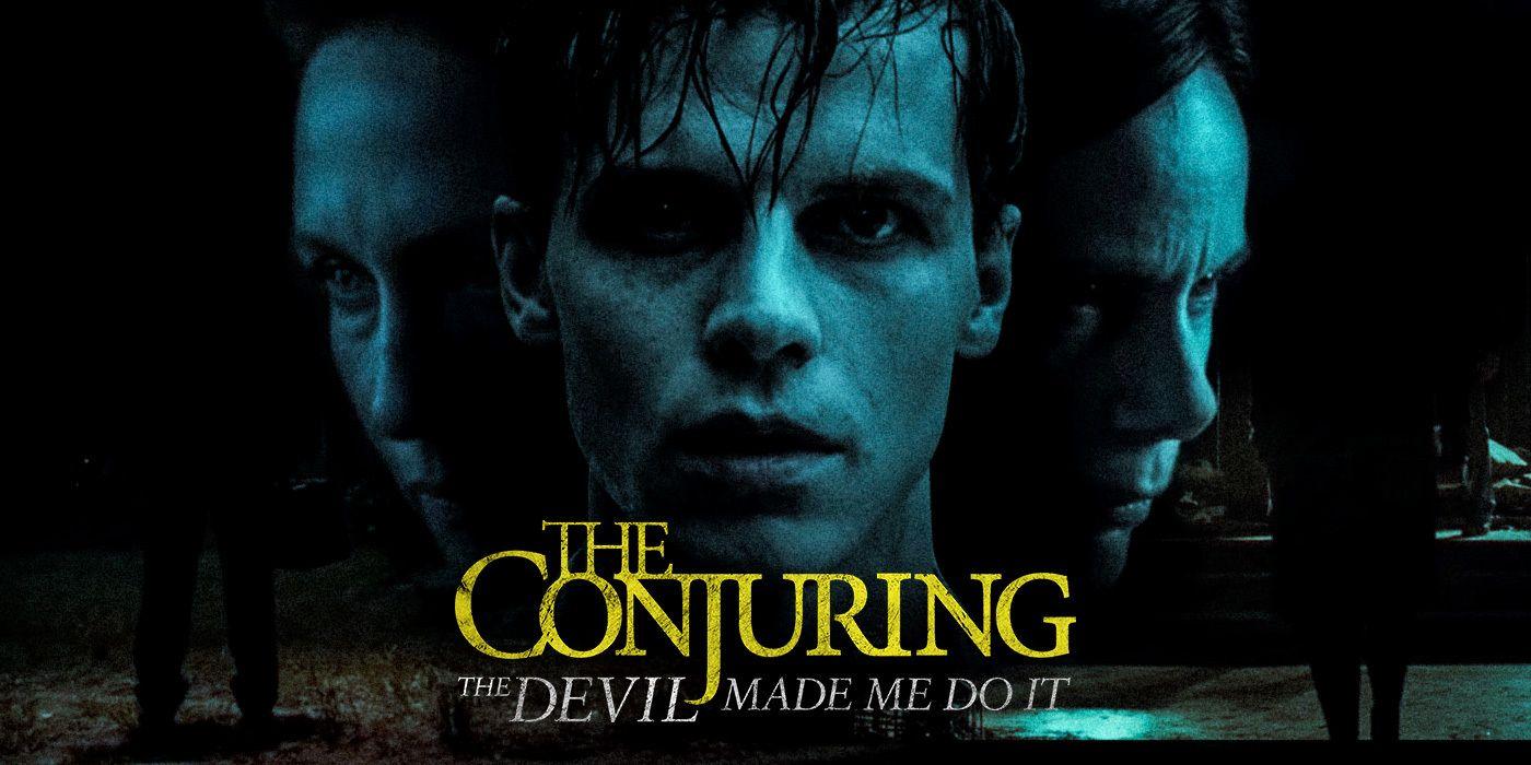 The Conjuring The Devil Made Me Do It คนเรียกผี 3 มัจจุราชบงการ